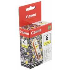 Характеристики модели <b>Картридж Canon BCI</b>-<b>6Y</b> (4708A002) на ...
