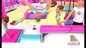 <b>Барби</b> Тренер. САЛЬТО! <b>Barbie</b> Flippin Fun Gymnast Кукла <b>Барби</b> ...