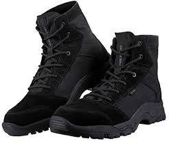FREE SOLDIER <b>Outdoor Mens</b> Lightweight Desert Tactical Boots ...