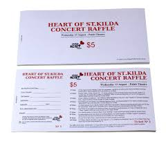 budget raffle tickets n raffle ticket printing experts 07 charity event · fishing club raffle ticket