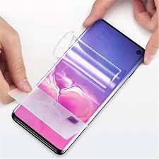 ROCK hydrogel 0.18 mm <b>TPU soft screen</b> protector for Samsung ...