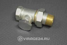 """<b>Клапан радиатора</b> настроечный прямой 3/4"""" , <b>ProFactor</b> купить с ..."""