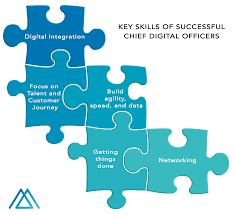 key skills for successful chief digital officers or comparable roles key skills of successful chief digital officers or comparable roles