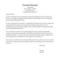 school secretary cover letter cover letter legal secretary sample cover letter for secretary legal resume