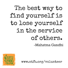 Volunteer Quotes. QuotesGram via Relatably.com