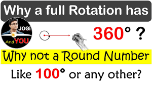 Why a full <b>Rotation</b> has <b>360 Degrees</b> | Why <b>360 Degrees</b> in a Circle ...