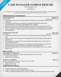 case manager resume  template  sample  example  job description    case manager resume sample   http   getresumetemplate info    case