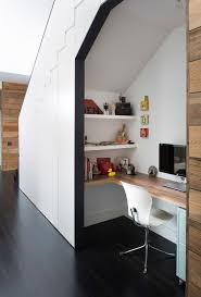 l shaped desk home in home office contemporary with nook alcove alcove contemporary home office