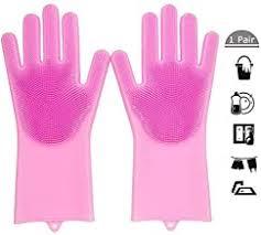 <b>2PCS Silicone</b> Gloves, OYD Magic <b>Food Grade Silicone</b> Cleaning ...