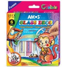 <b>Набор для творчества</b> Amos Витражные краски - «Витражные ...