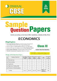 oswaal cbse sample question papers for class economics st facebook