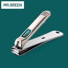 <b>MR</b>.<b>GREEN</b> 12 in1 Manicure <b>Set</b> Stainless <b>Cuticle</b> Utility Manicure ...