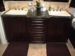 granite bathroom vanity countertop rectangle white