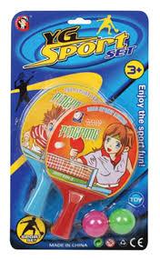 Купить игровой <b>набор YULU</b> Пинг-понг, цены в Москве на goods.ru