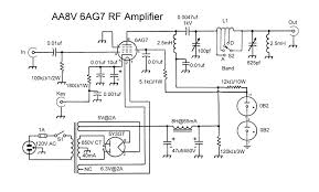 the aa v ag amplifier   schematic diagrams and circuit descriptionsschematic diagram