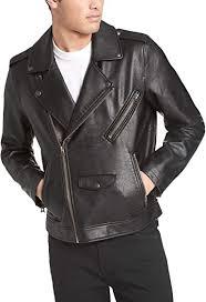 <b>Levi's</b> Men's <b>Faux Leather</b> Motorcycle Jacket at Amazon Men's ...