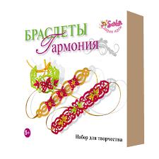 Купить браслеты своими руками «<b>гармония</b>» за 290 рублей в ...