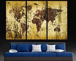 design decor world map