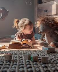 1005 Best <b>Girls Reading Books</b> in Art and Photos images in 2019 ...