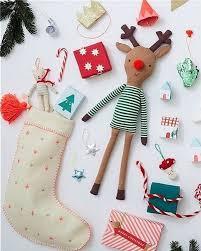 Игрушка Олень // Reindeer toy by <b>Meri Meri</b> | Детское рождество ...