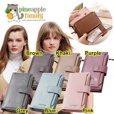 CarrKen PU Leather Wallets Women <b>Long Purse Phone</b> Pouch ...