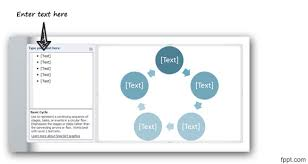 create a circular flow diagram in powerpoint powerpoint cycle diagram