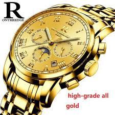 <b>Men's</b> Watch Original <b>Rontheedge Automatic</b> Luminous Waterproof ...