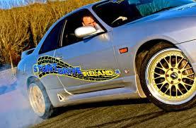 <b>Drifting</b> with a Nissan <b>Skyline</b> - Picture of Stunt Drive Ireland, Arklow ...