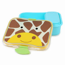 "<b>Набор контейнеров для</b> завтрака Skip Hop ""Жираф"" купить по ..."