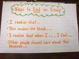 Conclusion for persuasive essay