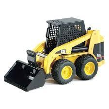 <b>Машина Bruder</b> Мини-<b>погрузчик</b> колёсный CAT с ковшом 02-431 ...