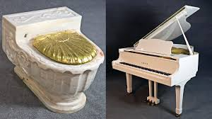 Marble Toilet and <b>Baby</b> Grand Piano: <b>Frank Sinatra's</b> Stuff Brings in ...