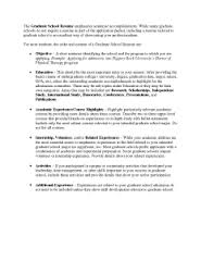 resume objective examples college graduate   thugliferesume com    resume objective examples college graduate sample resume for graduate school application objective   polinesia