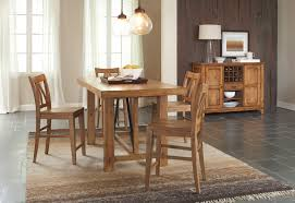 wicker bar height dining table: riverside bar and game room gathering height dining table top  at coconis furniture dining