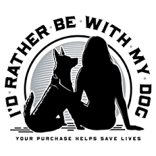 30% OFF + FREE SHIPPING (+71*) I'd Rather Be With My Dog ...