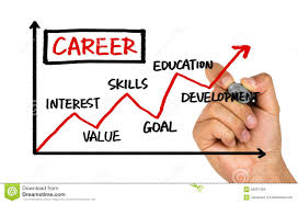 career development chart stock photo image  career development chart