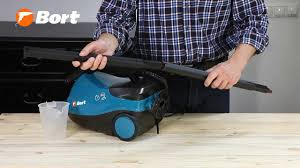 <b>Пароочиститель Bort</b> BDR-2500-RR - удобство и комфорт в ...