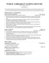 library resume librarian resume examples