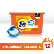 Купить <b>Порошок стиральный Tide</b> для <b>чувствительной</b> и детской ...