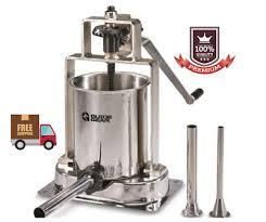 4.2 Gallon Capacity Guide <b>Gear</b> Stainless Steel <b>Meat Mixer</b>