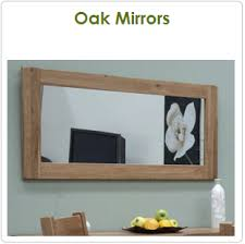 solid oak framed mirrors aston solid oak wall mirror