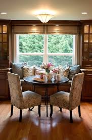 bay window furniture kitchen farmhouse with banquette breakfast nook built in image by sheila mayden interiors breakfast area furniture