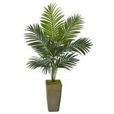 Home, Furniture & DIY <b>Artificial Plant</b> 64 in Tall Plastic <b>Bamboo</b> Silk ...