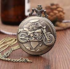 Vintage Antique Carving Motorcycle Steampunk ... - Amazon.com