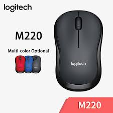 <b>Logitech M220 Wireless</b> Mouse Silent Mouse with 2.4GHz High ...