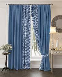 Комплект штор томдом луиви синий