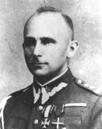 płk Jan Rzepecki prezes I Zarządu Głównego WiN - Rzepecki
