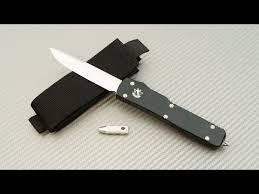 Выкидной <b>фронтальный нож</b> Steelclaw MIC02B. Обзор и ...