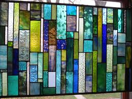 stained glass wall full