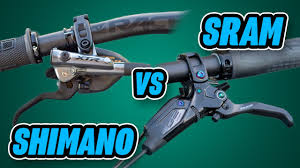SRAM vs. Shimano Brakes (<b>MTB</b> Disc Brake Ultimate Comparison ...